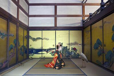 Karen Knorr, 'Mono No Aware , Shunko - in Temple , Kyoto', 2015