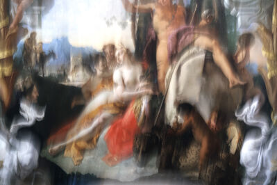 Bernhard Hildebrandt, 'Bacchus and Ariadne', 2019