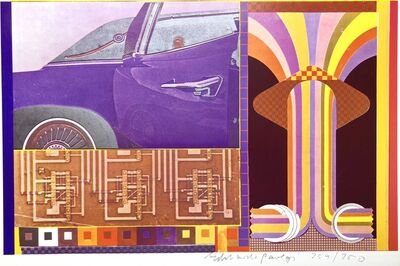 Eduardo Paolozzi, 'Totems and Taboos of the Nine-to-Five Day', 1965-1970