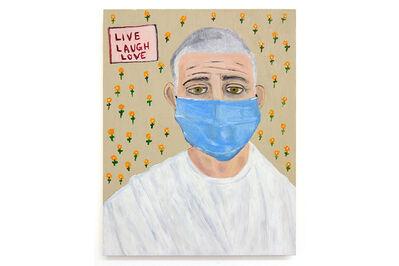 Ali Liebegott, 'Live, Laugh, Love', 2020