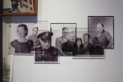 Chantal Zakari, 'Portraits', 2020