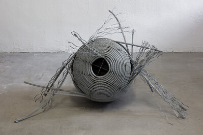 Sonia Leimer, 'Space Junk', 2020