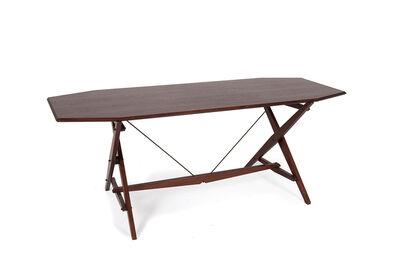 Franco Albini, 'Cavalletto table (Mod. TL2)'