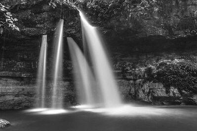 Araquém Alcântara, 'Cachoeira da Pedra Furada | Presidente Figueiredo | Amazonas (The Amazon Forest)', 2011