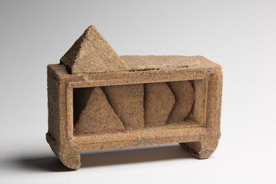Nancy Pletos, 'Little Loching: Can Sand- AM Null', 1982