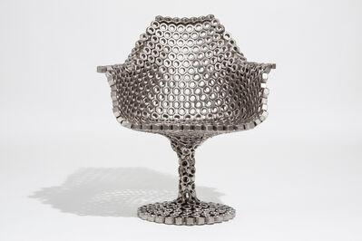 Leo Capote, 'Tulip Bolts Chair', 2013