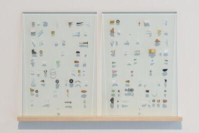 Julia Llerena, 'El Impuso del Archivo II', 2017