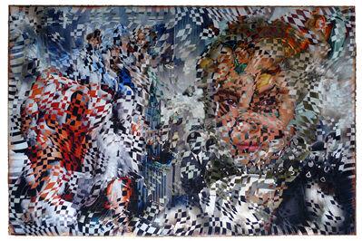 Dinh Q. Lê, 'Ezekiel's Whisper', 2014