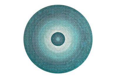 Stefano Curto, 'EVOLUTION INVOLUTION (Turquoise)', 2016