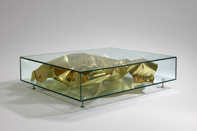 Fredrikson Stallard, 'Table 'Gold Crush'', 2012