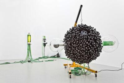 Thomas Feuerstein, 'Futur II (Time machine I)', 2013