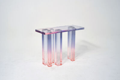SaeRom Yoon, 'Crystal Series_ Console Table 03', 2018