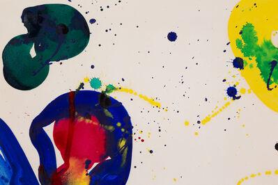 Sam Francis, 'Untitled', 1962