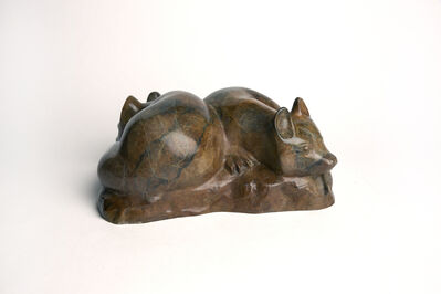 Tony Angell, 'Fox Pups', 2005