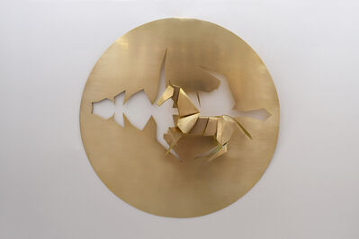 Victor Wong, 'Folding From A Piece - Horse', 2019