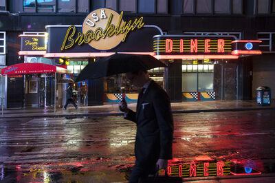 Martin Kállay, 'Brooklyn Dinner at Night', 2014