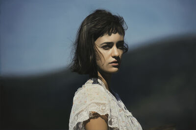 Yigal Ozeri, 'Untitled; Olya', 2018