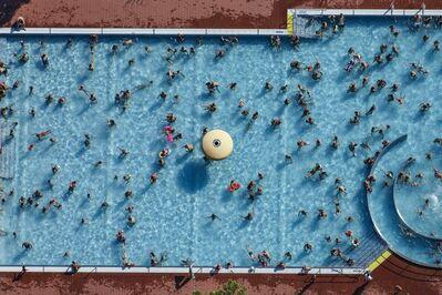Klaus Leidorf, 'It`s pool time', 2016