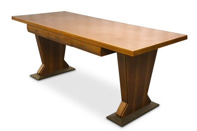 Osvaldo Borsani, 'Italian desk', circa 1940