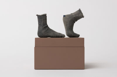 Robert Therrien, 'No title (walking feet)', 2012