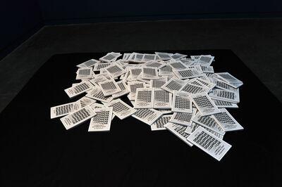 Bik Van der Pol, 'The Disappearance Piece', 2009-ongoing