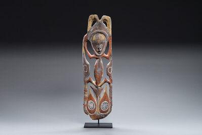 Oceanic Art, 'Abelam Ancestral Spirit Figure, New Guinea Art, Oceanic Art, Tribal Art, South Pacific', late 19th century