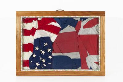 Meschac Gaba, 'Diplomatique (United States Union Jack) ', 2013
