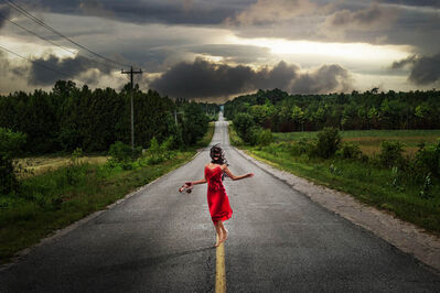 David Drebin, 'On the Road Again', 2019