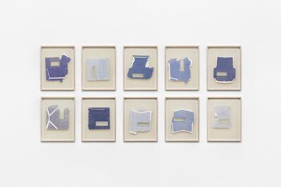 Pierre Buraglio, 'Enveloppes ', 1977