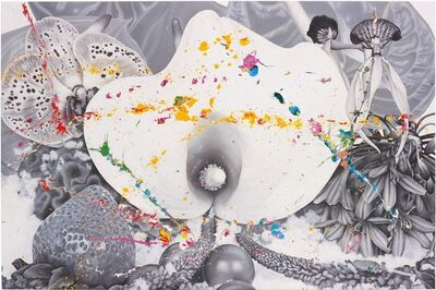 Marc Quinn, 'Separation of Body and Soul YYRBGGYRRBWYYY', 2011