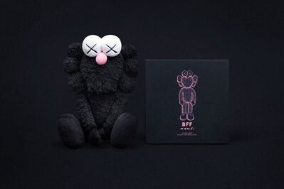 KAWS, 'BFF PLUSH (BLACK)', 2016