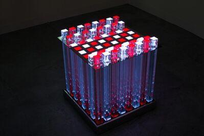Dominic Harris, 'Chess Block', 2013