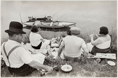 Henri Cartier-Bresson, 'Sunday on the banks of the river Marne', 1938