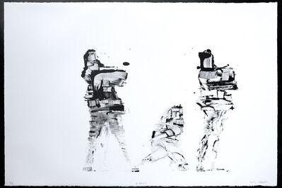 Taku Obata, 'BBoy Abstract 3 (3 BBOY)', 2019