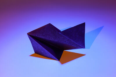 Felecia Chizuko Carlisle, 'Irregular Decahedron Unfolded', 2020