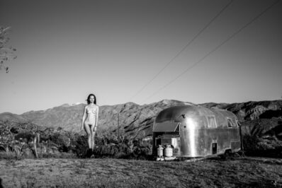 Tao Ruspoli, 'Melody Sample, Yucca Valley, 21st Century, Nude Photography', 2018