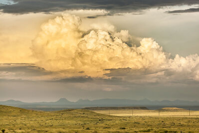 Kenny Braun, 'Desert Thundercloud', 2014