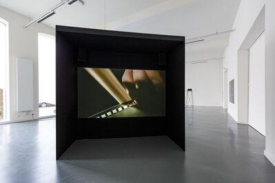 Óscar Santillán, 'The Messenger', 2016
