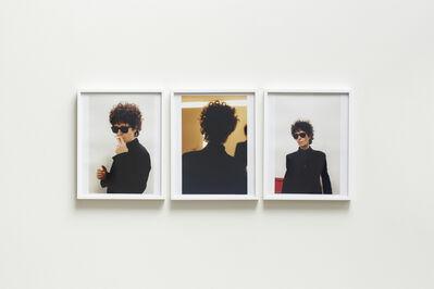 Dominique Gonzalez-Foerster, 'BD (numéro rouge)', 2018