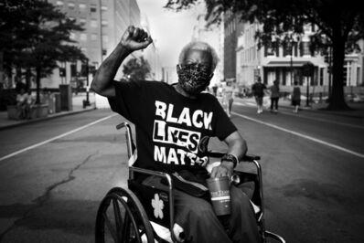 Tony Mobley, 'Solitude aka Black & Proud', 2020