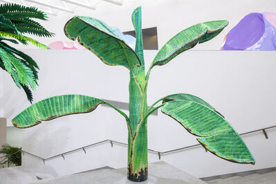 Yutaka Sone, 'Tropical Composition/Banana Tree No. 3', 2008-2010