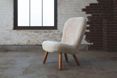 "Philip Arctander, '""Mussel"" Lounge Chair, ', 1940"