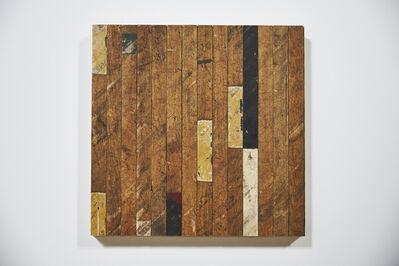 Theaster Gates, 'Colored Floor Portrait 4', 2020