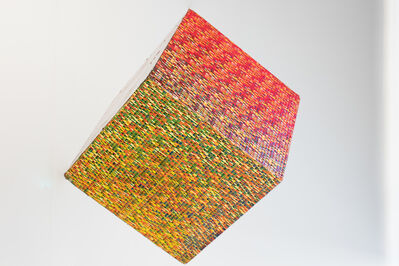Monique Nahas, 'Cube', 1971