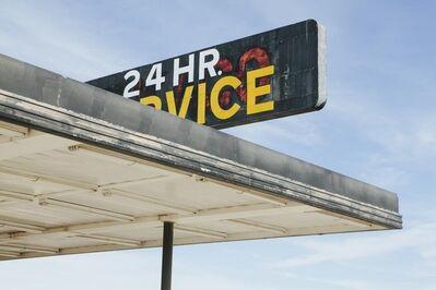 Paul Edmondson, '24 Hour Service', 2011