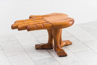 Pedro Friedeberg, 'Pedro Friedeberg, Hand Foot Stool, MEX', 1995