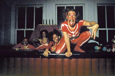 Jerri Allyn, 'Documentation of Laughing Souls/Espíritus Sonrientes', 1979