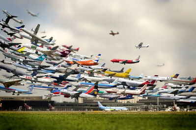 Hoyeol Ryu, 'Flughafen', 2005