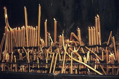 Nan Goldin, 'Fatima Candles, Portugal', 1998
