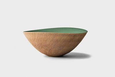 Pan-ki Kim, 'Comb-pattern Bowl', 2017
